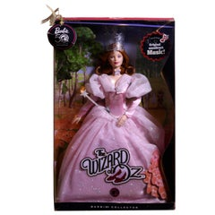 """50th Edition Glinda """"The Good Witch"""" Barbie Collector"""