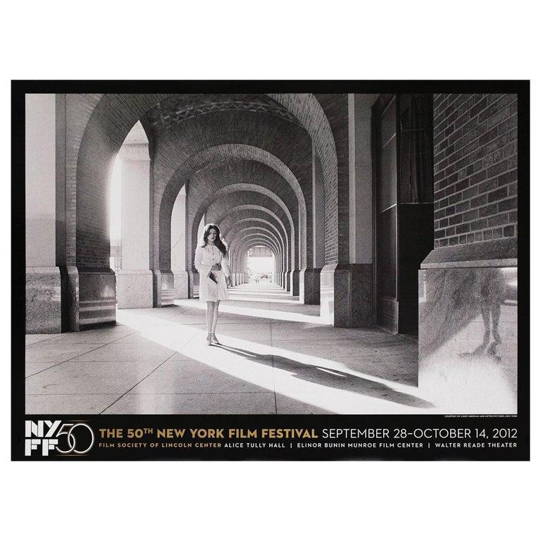 50th New York Film Festival 2012 U.S. Poster For Sale