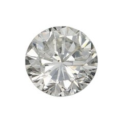 .51 Carat Loose Diamond, Round Brilliant Cut GIA Graded Solitaire SI1 G