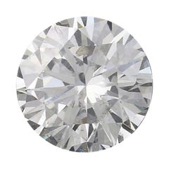 .51 Carat Loose Diamond, Round Brilliant Cut GIA Graded Solitaire SI2 G