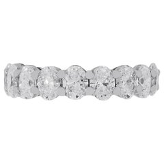 5.26 Carat Diamond Eternity Band