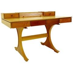 """""""530 Desk"""" by Gianfranco Frattini for Bernini, 1960s"""