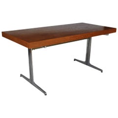 5.5 Midcentury Table Desk Hans Eichenberger George Nelson Action Series