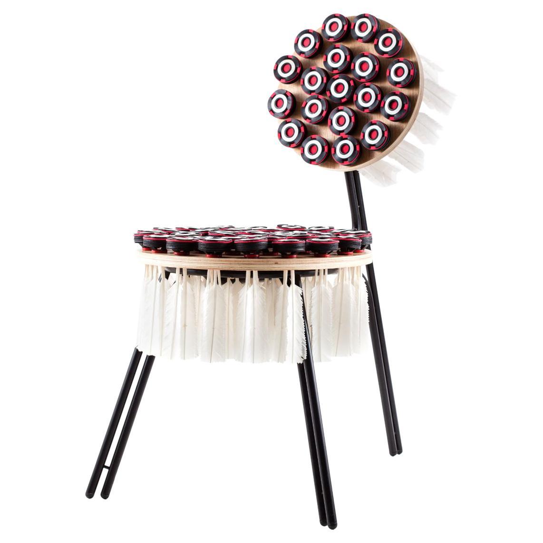 56 Petacas, Chair by Cultivado Em Casa