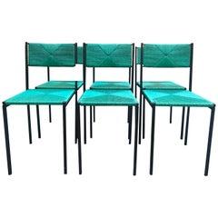 6 Chairs Giandomenico Belotti 1st Edition Alias Paludis