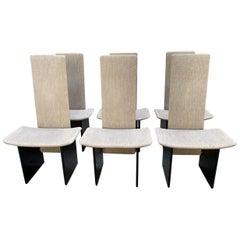 6 Chairs  Rennie by Kazuhide Takahama