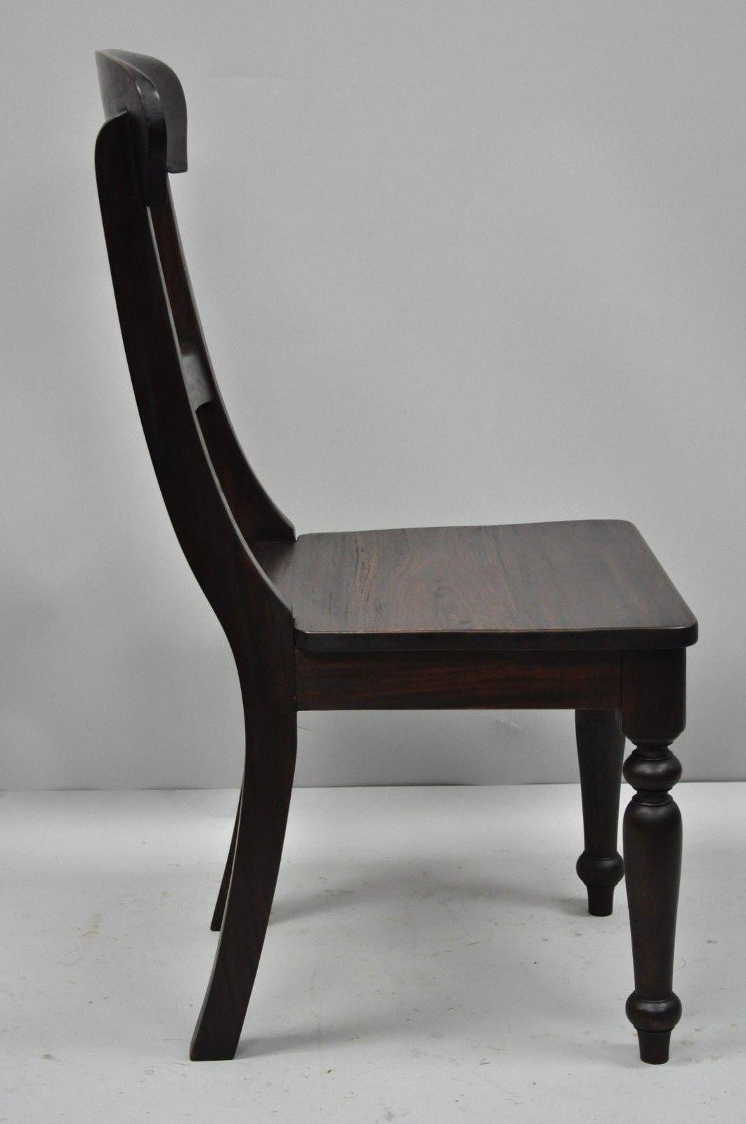 Solid Wood Farmhouse Dining Room Chairs