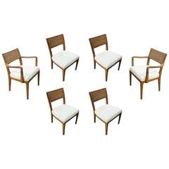 '6' Dining Chairs for Glenn of California