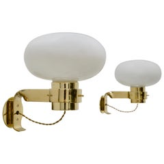 Pair of Martinelli Luce Sconces