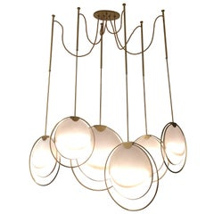 6-Piece Chandelier by Elish Warlop