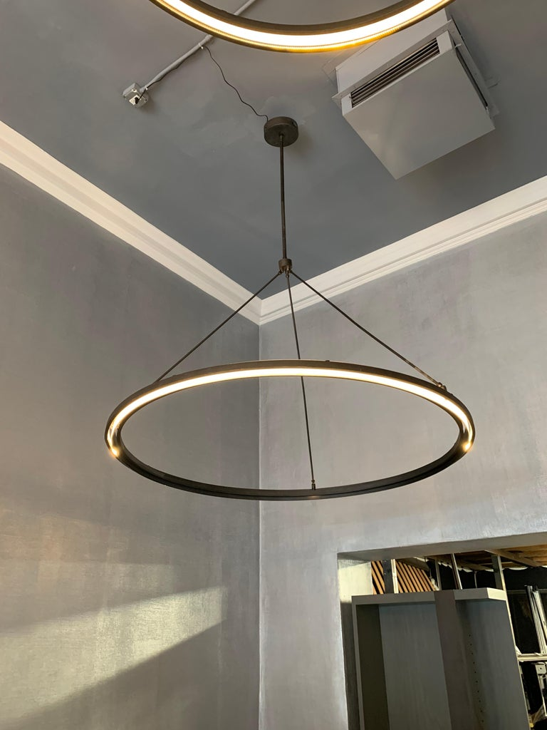 American Peralta Chandelier For Sale