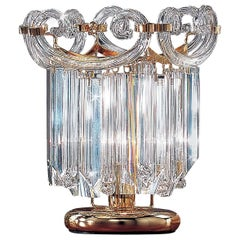 6038/L T1 Clear Table Lamp