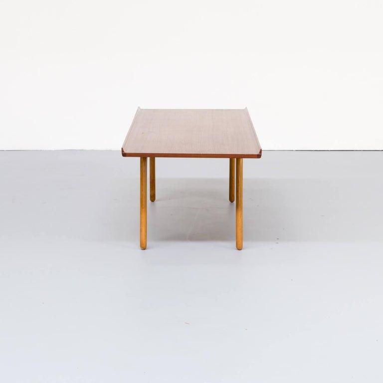 Dutch 1960s Aksel Bender Madsen Coffee Table for Bovenkamp For Sale