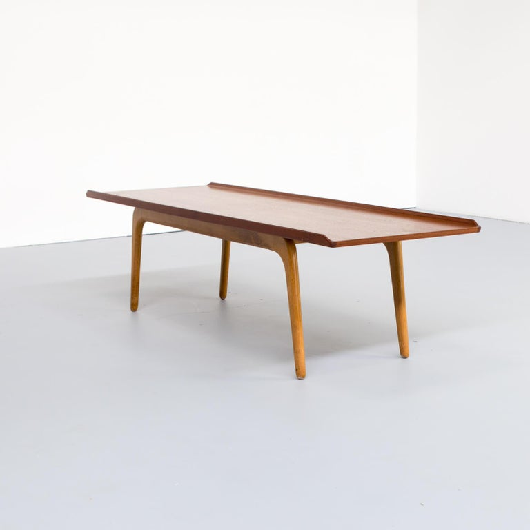 20th Century 1960s Aksel Bender Madsen Coffee Table for Bovenkamp For Sale