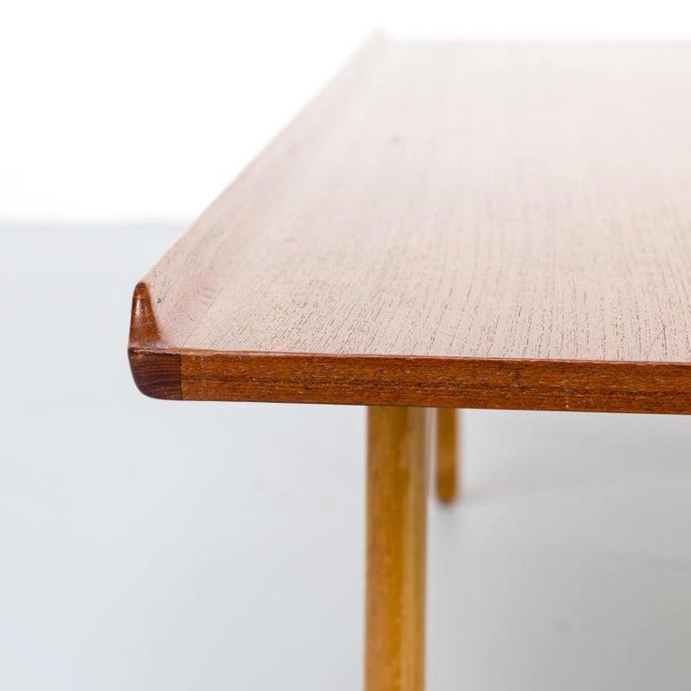 Teak 1960s Aksel Bender Madsen Coffee Table for Bovenkamp For Sale