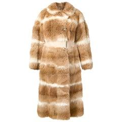 60s A.N.G.E.L.O. Vintage Cult Guanaco Fur Coat