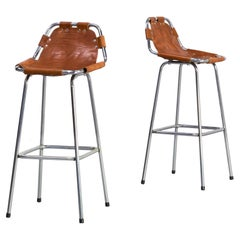 1960s Charlotte Perriand Barstool for Les Arcs