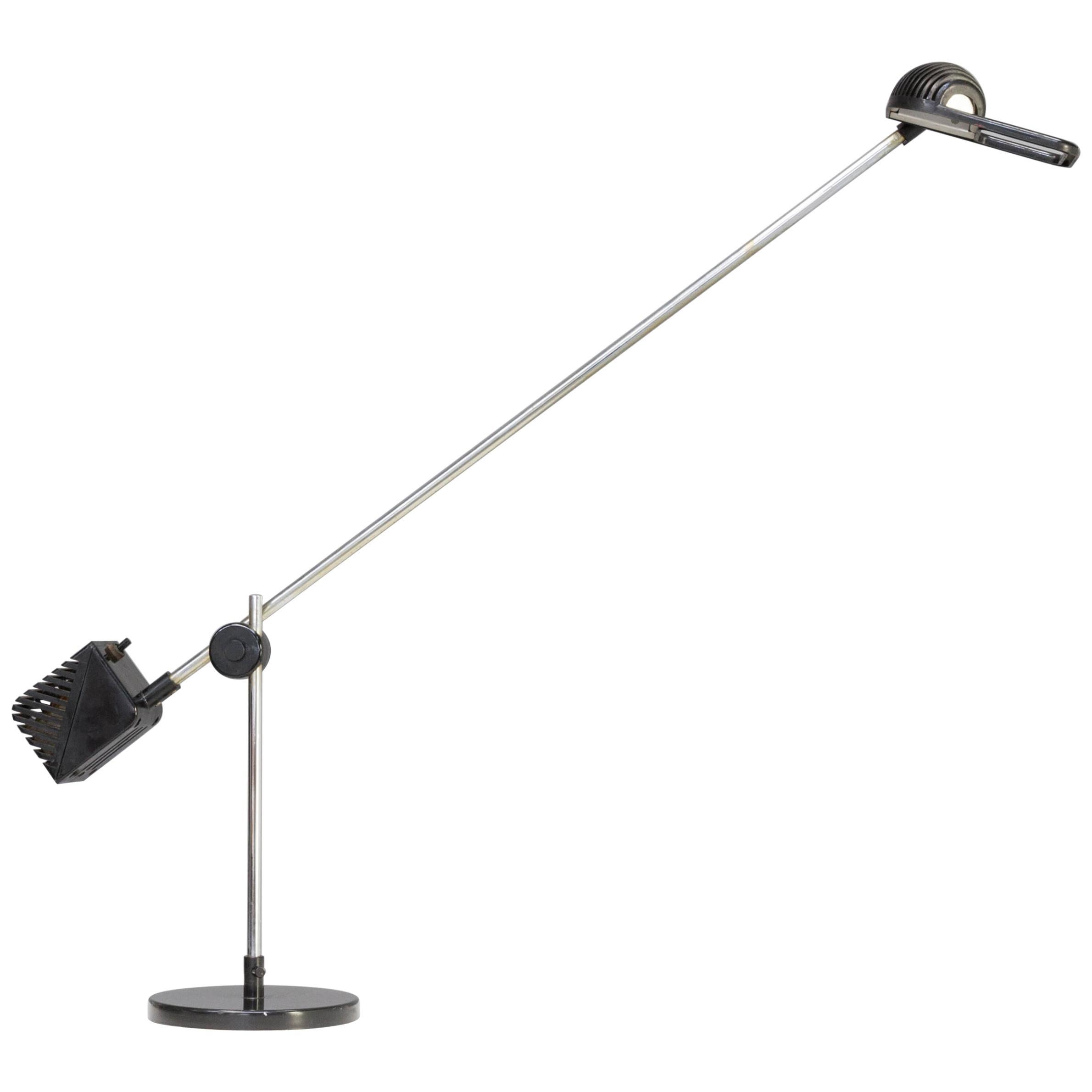 1960s De Pas, D'urbino & Lomazzi 'Maniglia' Table Lamp Halogen for Stilnovo