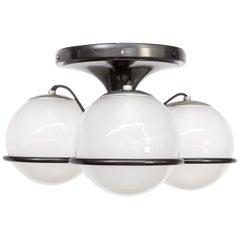 1960s Gino Sarfatti 'Model 2042/3' Ceiling Lamp for Arteluce