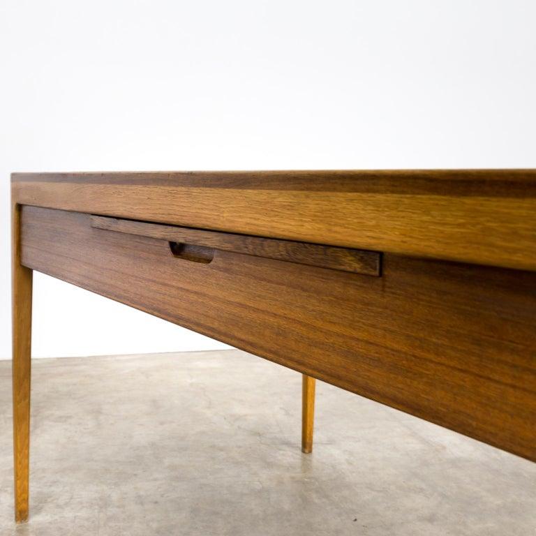 1960s Hartmut Lohmeyer Executive Writing Desk for Wilkhahn For Sale 6