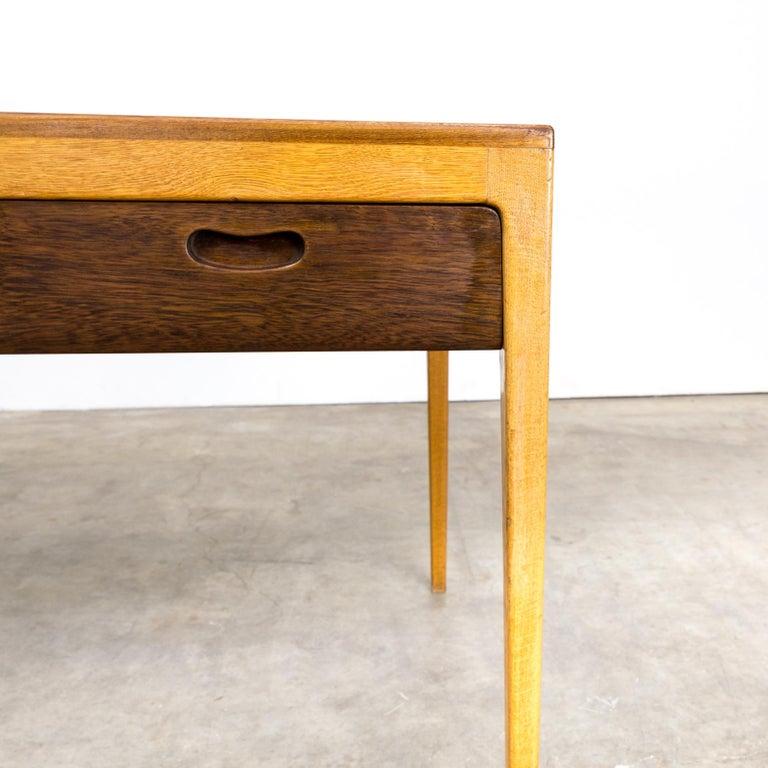 1960s Hartmut Lohmeyer Executive Writing Desk for Wilkhahn For Sale 8
