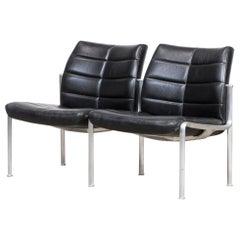1960s Miller Borgsen Double Seat Sofa for Röder Söhne