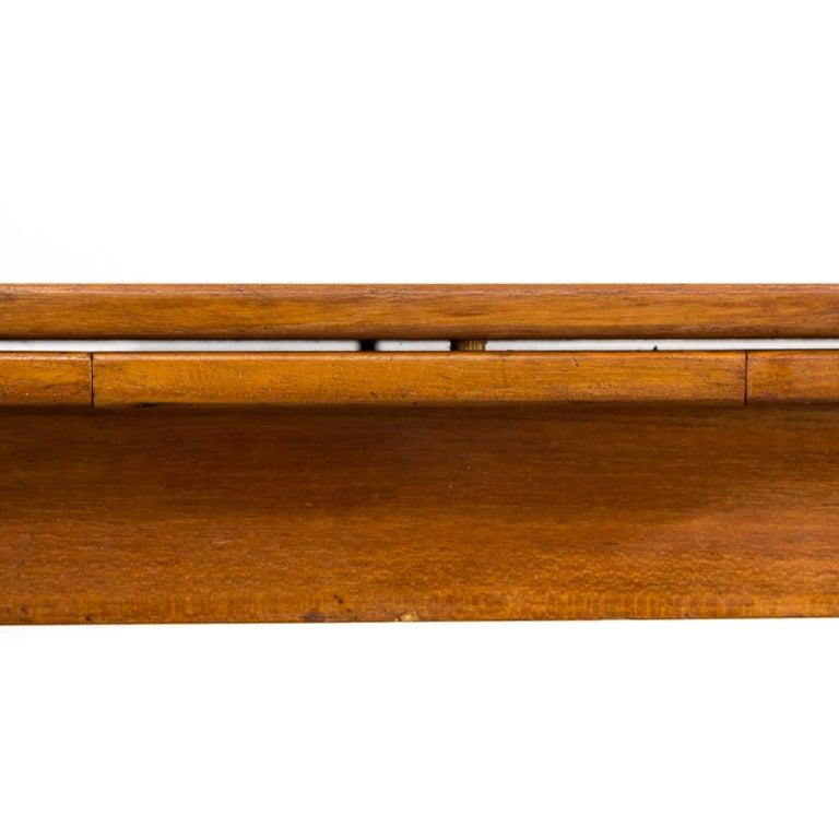 1960s Niels Otto Møller Extendable Dining Table 'Model No 12' for J.L. Møllers 7