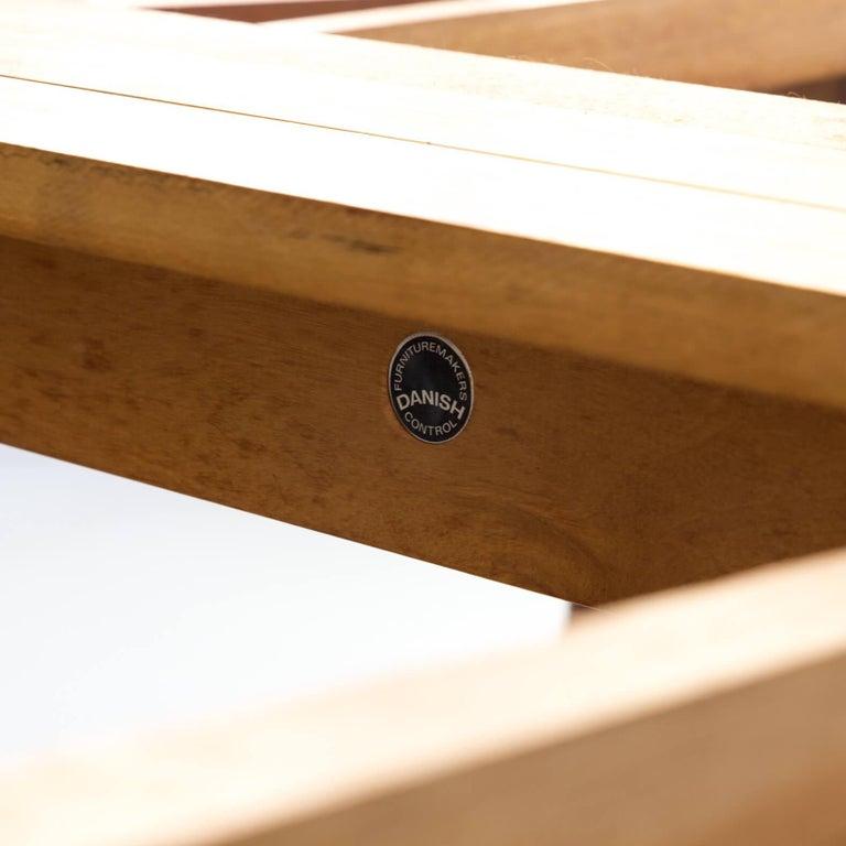 Teak 1960s Niels Otto Møller Extendable Dining Table 'Model No 12' for J.L. Møllers