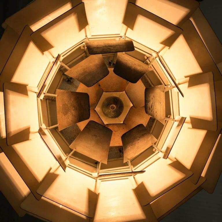 1960s Poul Henningsen 'Artichoke' Pendant Lamp for Louis Poulsen 7