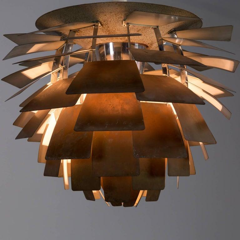 1960s Poul Henningsen 'Artichoke' Pendant Lamp for Louis Poulsen 1