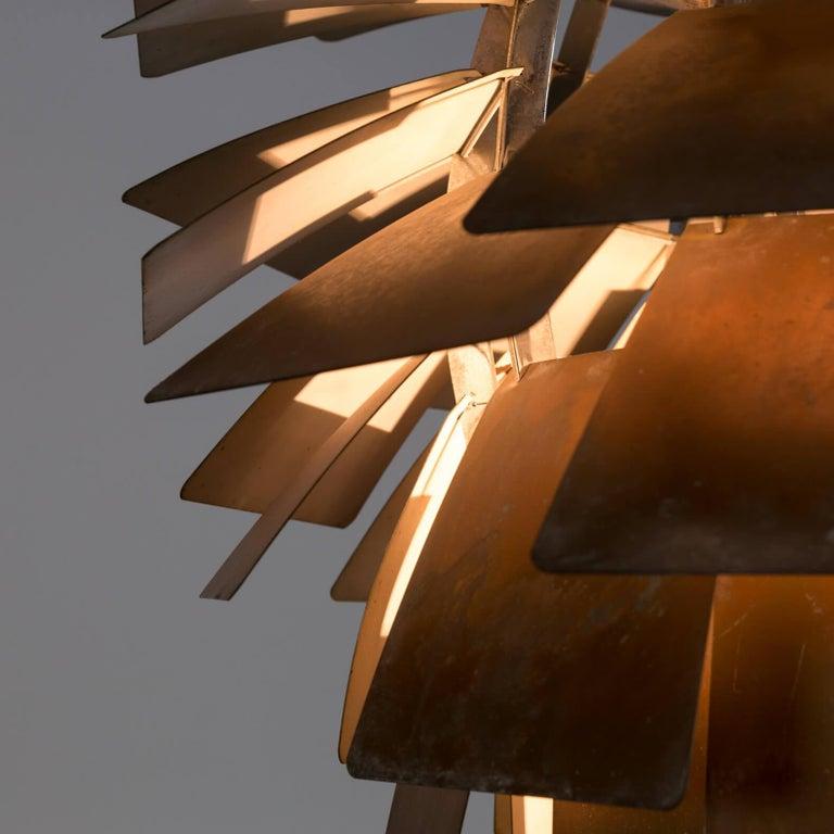 1960s Poul Henningsen 'Artichoke' Pendant Lamp for Louis Poulsen 2