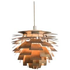1960s Poul Henningsen 'Artichoke' Pendant Lamp for Louis Poulsen