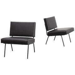 1960s Set of Lounge Chairs Exclusive Made by Knoll International Set of 2
