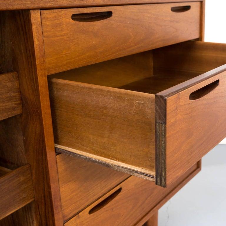 1960s teak sideboard by Ib Kofod-Larsen For Sale 7