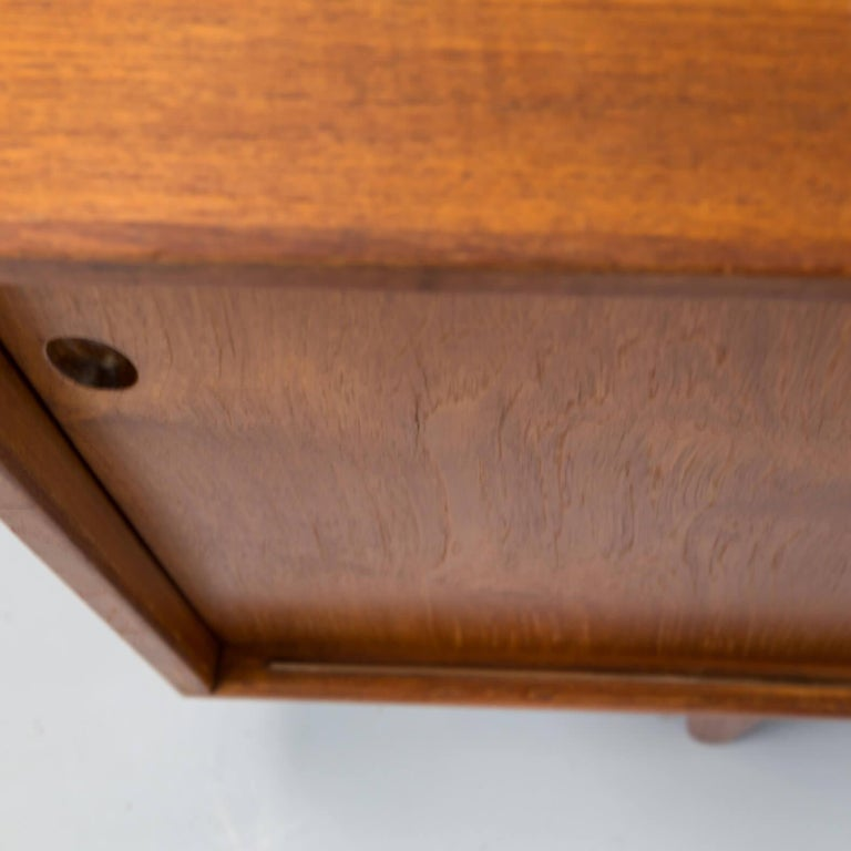 1960s teak sideboard by Ib Kofod-Larsen For Sale 9