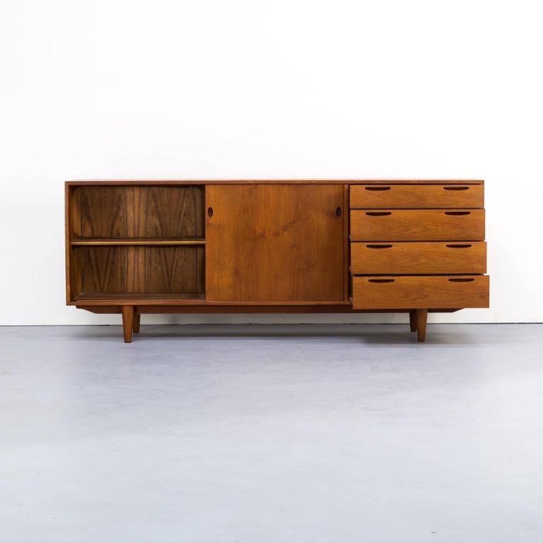 Danish 1960s teak sideboard by Ib Kofod-Larsen For Sale