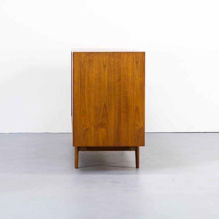 Teak 1960s teak sideboard by Ib Kofod-Larsen For Sale
