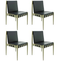 Set Of Four Se 68 Chairs By Egon Eiermann For Sale At 1stdibs