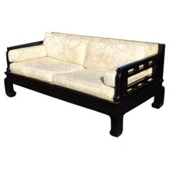 Michael Taylor Far East Collection Settee for Baker