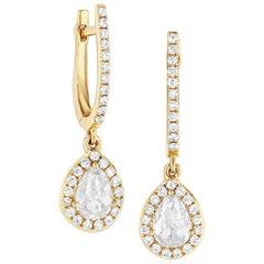 Gold More Earrings