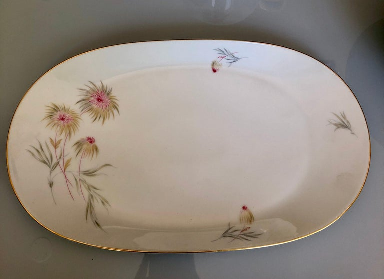 Offered is a signed 67-piece set of Rosenthal Kronach Germany