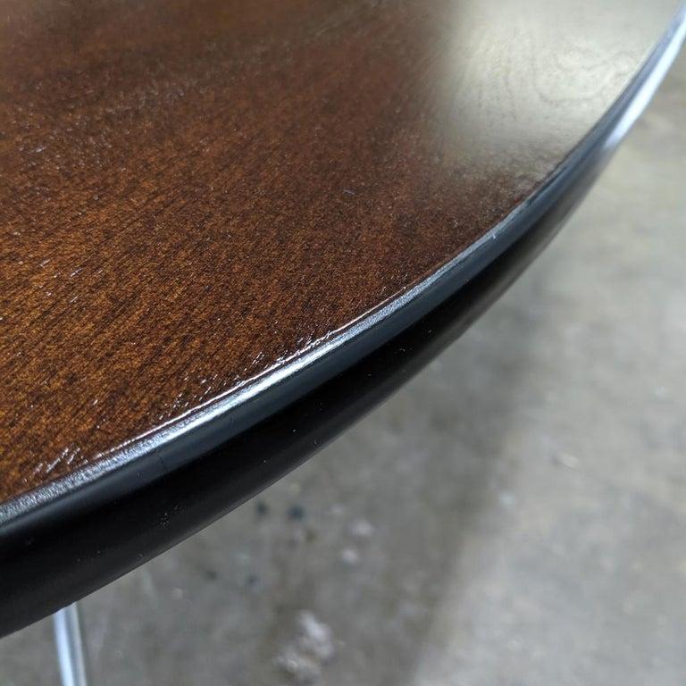 Eames Herman Miller Walnut Conference Table For Sale 4