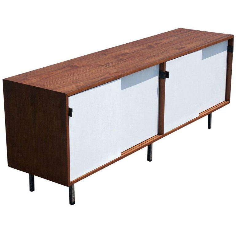 Vintage Midcentury Florence Knoll Credenza