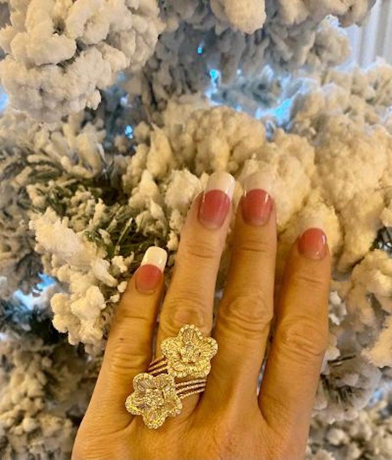 Romantic 7 Carat Diamond Modern