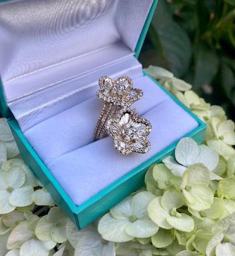 Women's 7 Carat Diamond Modern