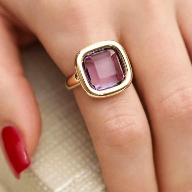 All jewelry could be divided into two big groups - casual jewelry and jewelry for going out.  Every day jewelry should be with simple and laconic design, it should fit all your everyday outfits and, of course, it should please you.  This ring is