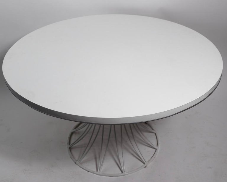 7 Piece Richard McCarthy for Selrite Dining Set For Sale 7