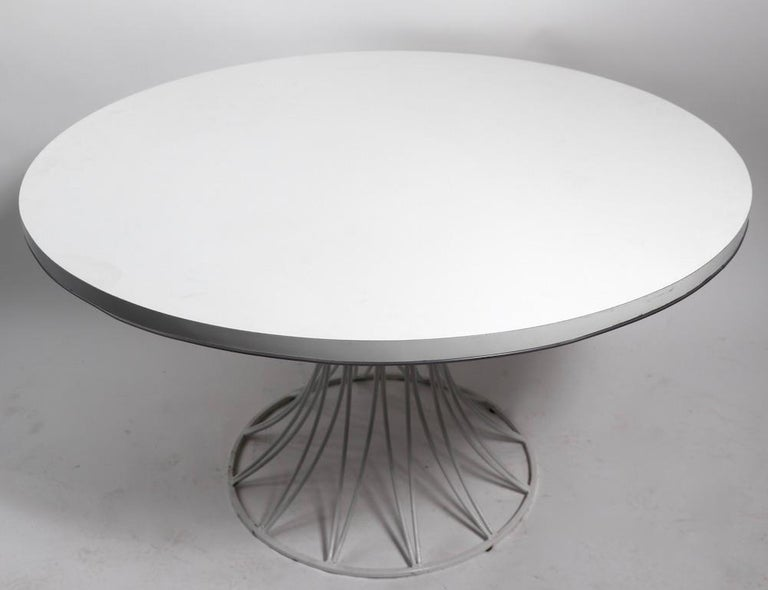 7 Piece Richard McCarthy for Selrite Dining Set For Sale 2