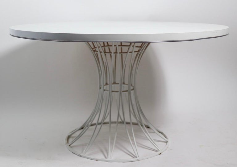 7 Piece Richard McCarthy for Selrite Dining Set For Sale 3