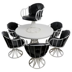 7 Piece Richard McCarthy for Selrite Dining Set